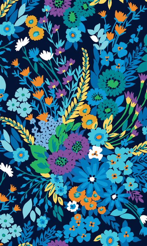 blue pattern vera bradley vera bradley midnight blues 2013 patterns pinterest