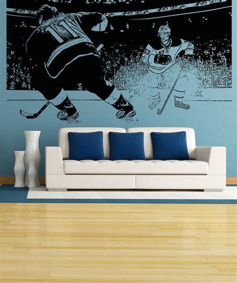 hockey wall stickers hockey wall decals popular hockey wall stickers buy