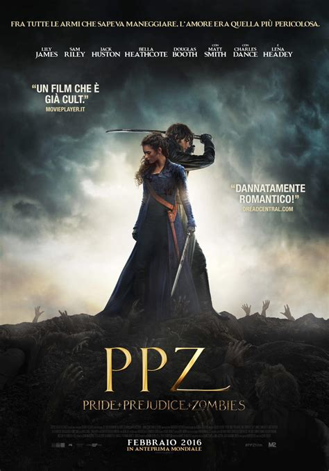 film fantasy streaming italiano ppz pride and prejudice and zombies film 2016