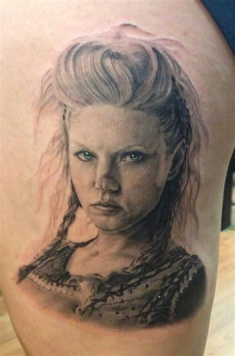 tv shows about tattoos from vikings tv show done by cesar perez at s