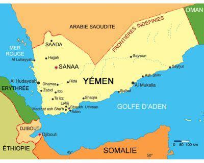 map south yemen global