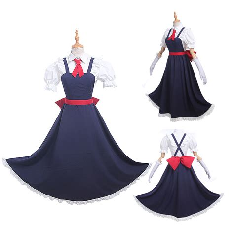 Costume Miss Kobayashi 39 S Tooru anime miss kobayashi s tooru dress costume set dresses ebay
