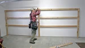 build wood shelving unit woodworking plan directories
