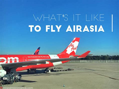 airasia where we fly what s it really like to fly airasia mr and mrs