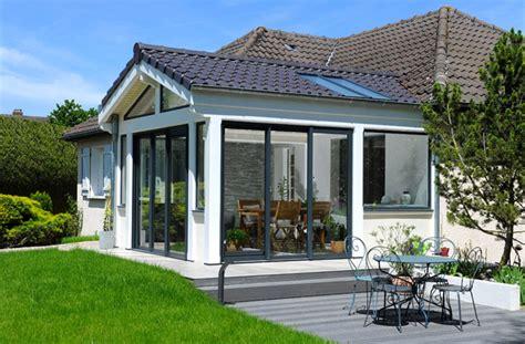 Maison Avec Veranda by Une V 233 Randa Sur Mesure Pour Les Maisons De Plain Pied
