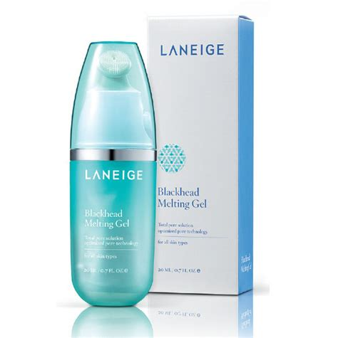 Laneige Asli jual laneige blackhead melting gel 20 ml original
