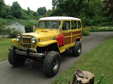 jeep wagon for 1954 willys wagon woodie 4x4 vintage mudder reviews of