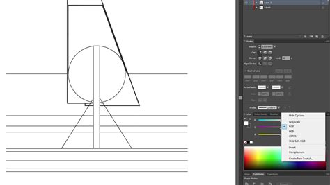 Illustrator Pattern Options Greyed Out | illustrator why are color options grayed out and why do