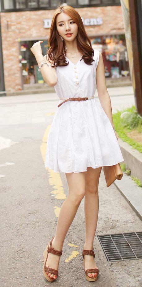 Dress Arina Koreanstyle luxe asian dresses fashion style korean model