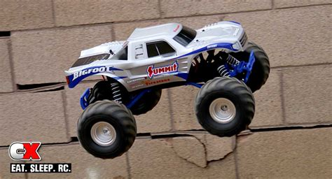what happened to bigfoot monster truck review traxxas bigfoot 2wd monster truck