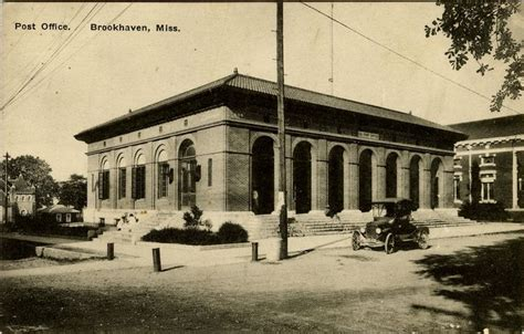 lincoln ca post office 42 best brookhaven ms history images on