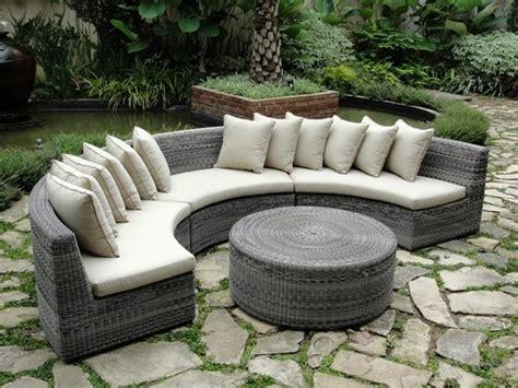 divani da giardino offerte divano da giardino mobili giardino comodit 224 in giardino