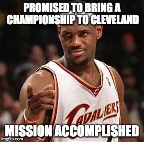 image gallery lebron memes