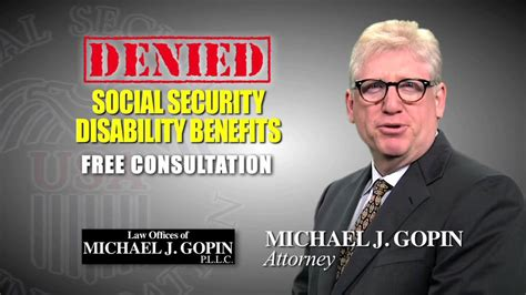 el paso social security disability lawyer michael gopin
