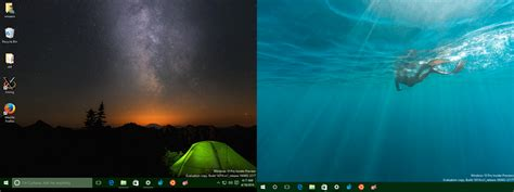 set different wallpaper per display in windows 10