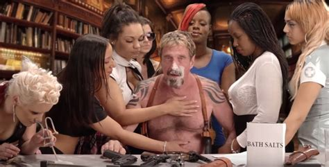 biography channel full documentary john mcafee reports that i m a murderous psychopath have