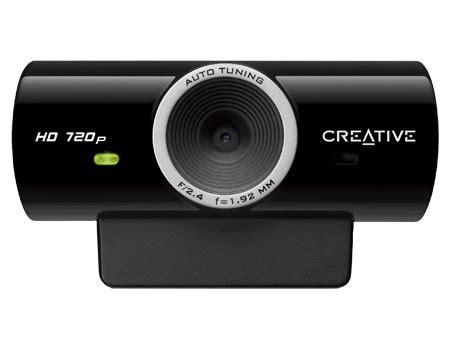 creative live! cam sync hd 720p plug and play webcam