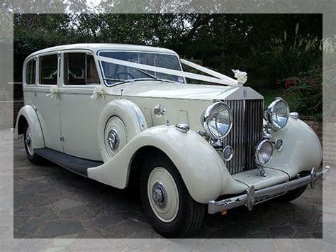 Wedding Car Vintage by Wedding Car Weddings The Celebration