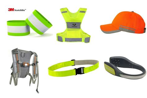 best running clothes for best reflective running gear for runners