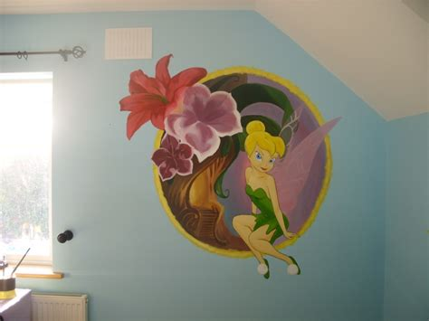 tinkerbell wall murals tinkerbell wall mural 4 by cheal on deviantart