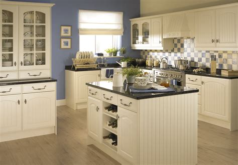Kitchen Ideas Cream Cabinets
