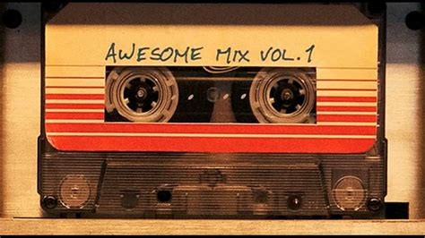 Mix Vol 1 ost guardians of the galaxy awesome mix vol 1 album