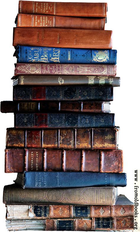 Book Stack stack of books light background