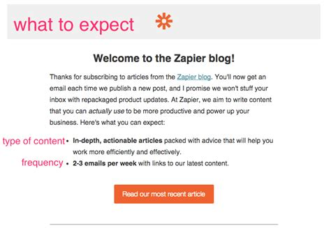 Optimize Your Welcome Emails With These 5 Templates Customer Io Welcome Email Template