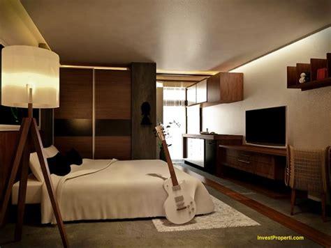 design interior apartemen studio design studio room skyland city jatinangor apartment