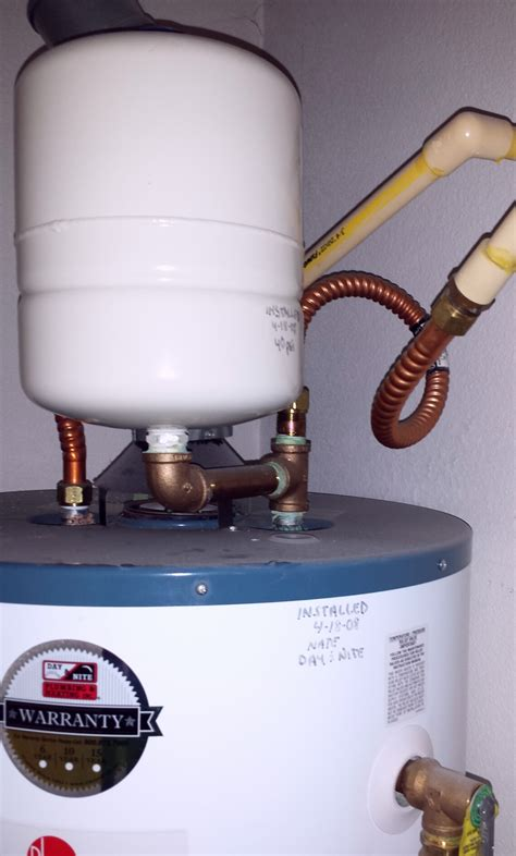Plumbing Expansion Tank by Water Heater Drain Valve Location Get Free Image About Wiring Diagram
