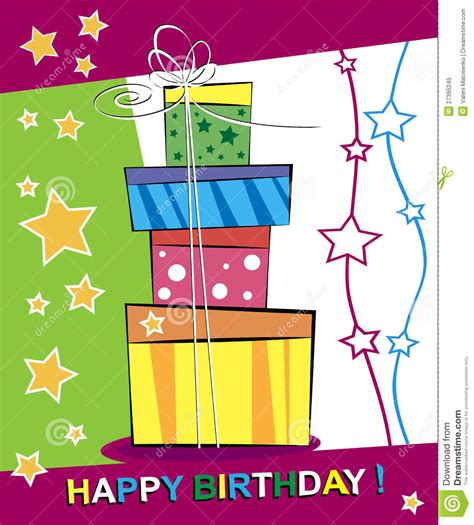 design a happy birthday card happy birthday card design royalty free stock photo