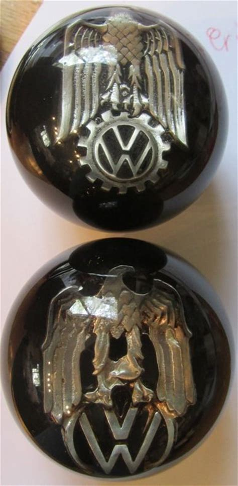 Vw Gear Knob by Knobs Eagles And Logos On