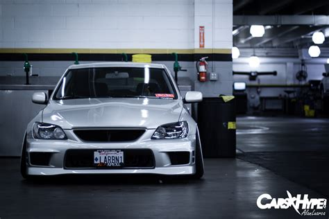 stanced lexus is300 100 stanced lexus is300 lexus is300 black image 70