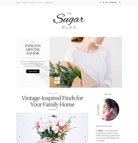 55 best free responsive blogger templates 2017