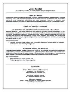 Area Of Expertise Exles For Resume