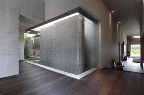 Concrete House, Contemporary Spanish Home   e architect