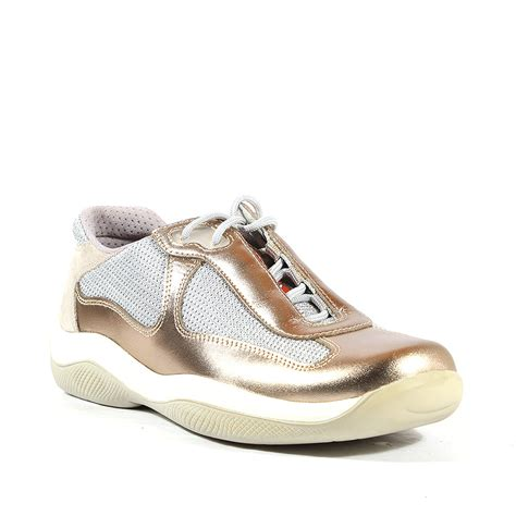 prada sports leather sneakers shoes for prw42