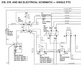 deere 316 wiring free engine image for user manual