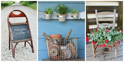 vintage this repurpose that 13 creative ways to repurpose old chairs repurposed