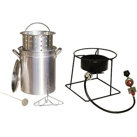 Cing Cooker With Grill by King Kooker 29 Quart Turkey Frying Propane Outdoor Cooker
