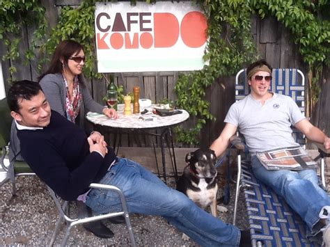 friendly cafe how pet friendly are our communities balancing act adelaide