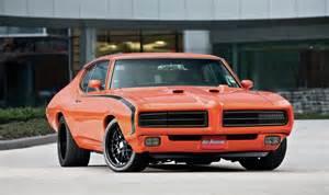 Pontiac Gto 69 Pontiac Gto Resto Mod