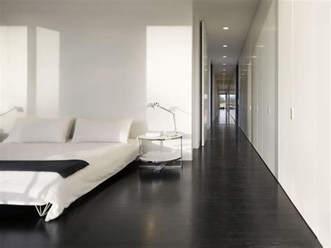 Masculine Color Palette by 35 Timeless Black And White Bedrooms That Know How To