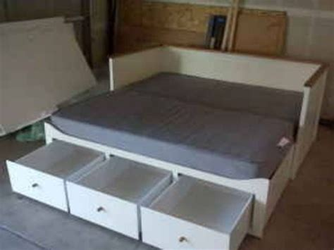 hemnes daybed hack 1000 ideas about ikea daybed on pinterest daybeds