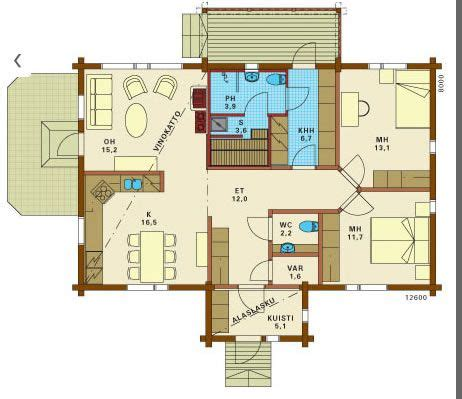43 Best Images About Homes On Pinterest House Plans Ncl Cabin Floor Plans