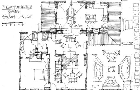 sketch plans plan room home decor rooms nc architecture floor designer furniture free building drawing