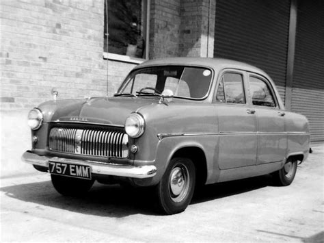 Ford Consul/Zephyr/Zodiac Mk1   Classic Car Review