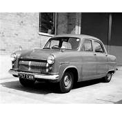 Ford Consul/Zephyr/Zodiac Mk1  Classic Car Review