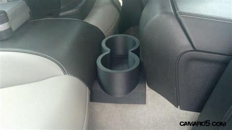 camaro rear seat cup holder rear seat cup holders camaro5 chevy camaro forum