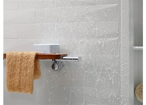 kohler choreograph choreograph shower wall and accessory collection